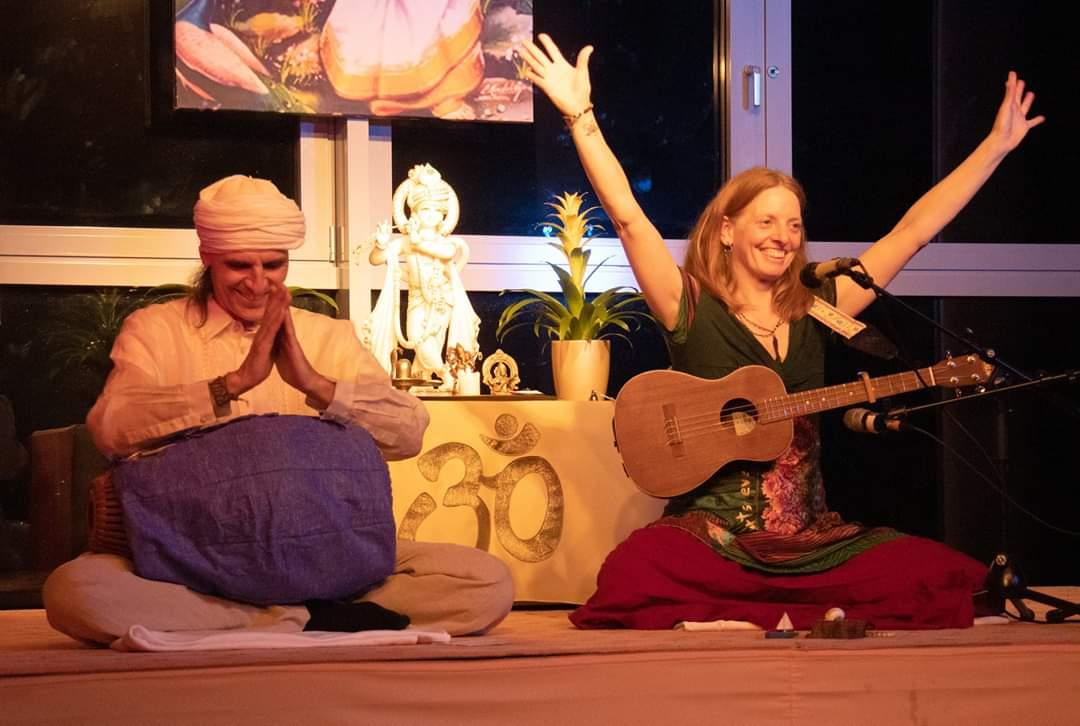 Mantras for Heart'n'Soul, Shankari Susanne Hill, Modern Mantra Music, Yoga Vidya Silvester 2019